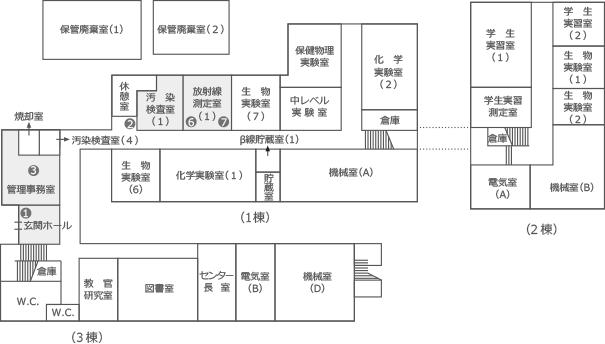 箱崎地区実験室 _ 施設案内2